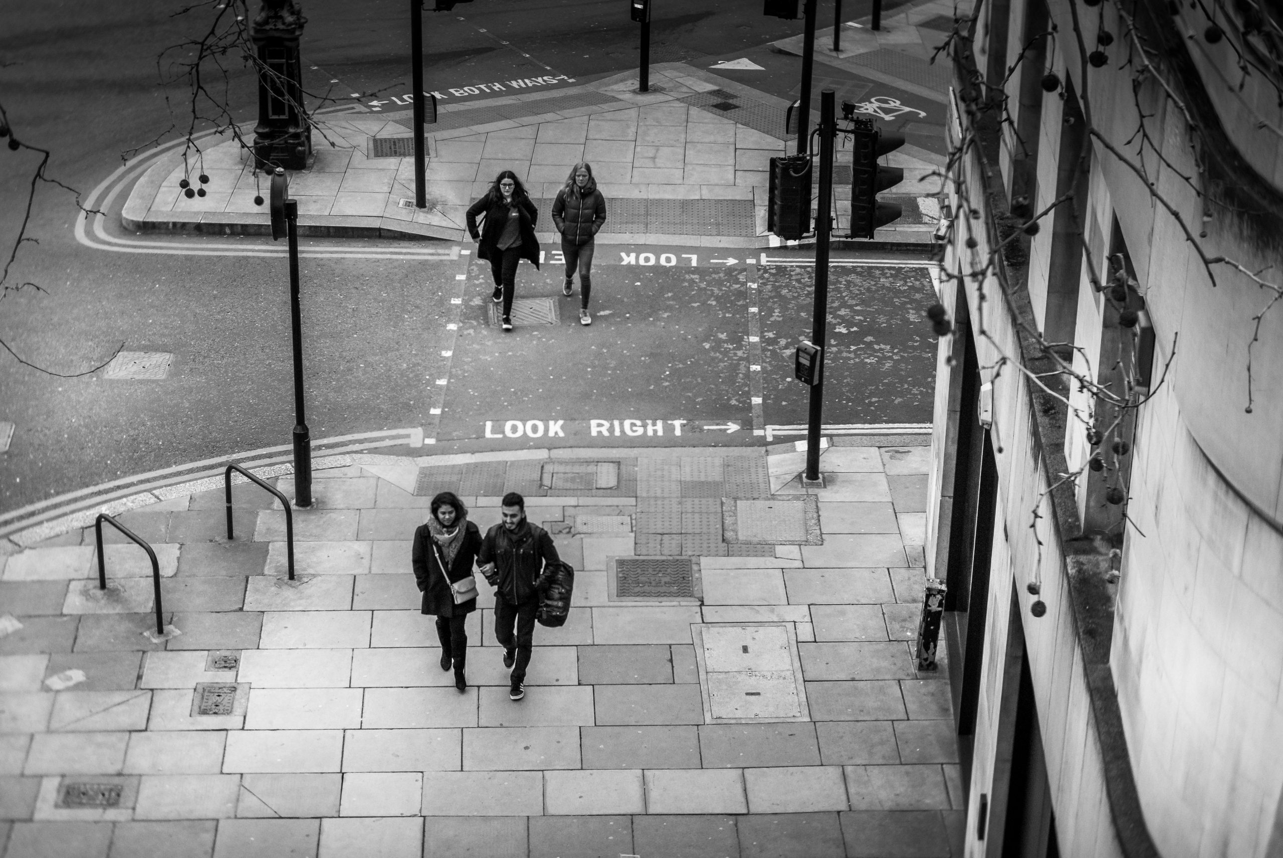 Street Photography in the style of Cartier Bresson