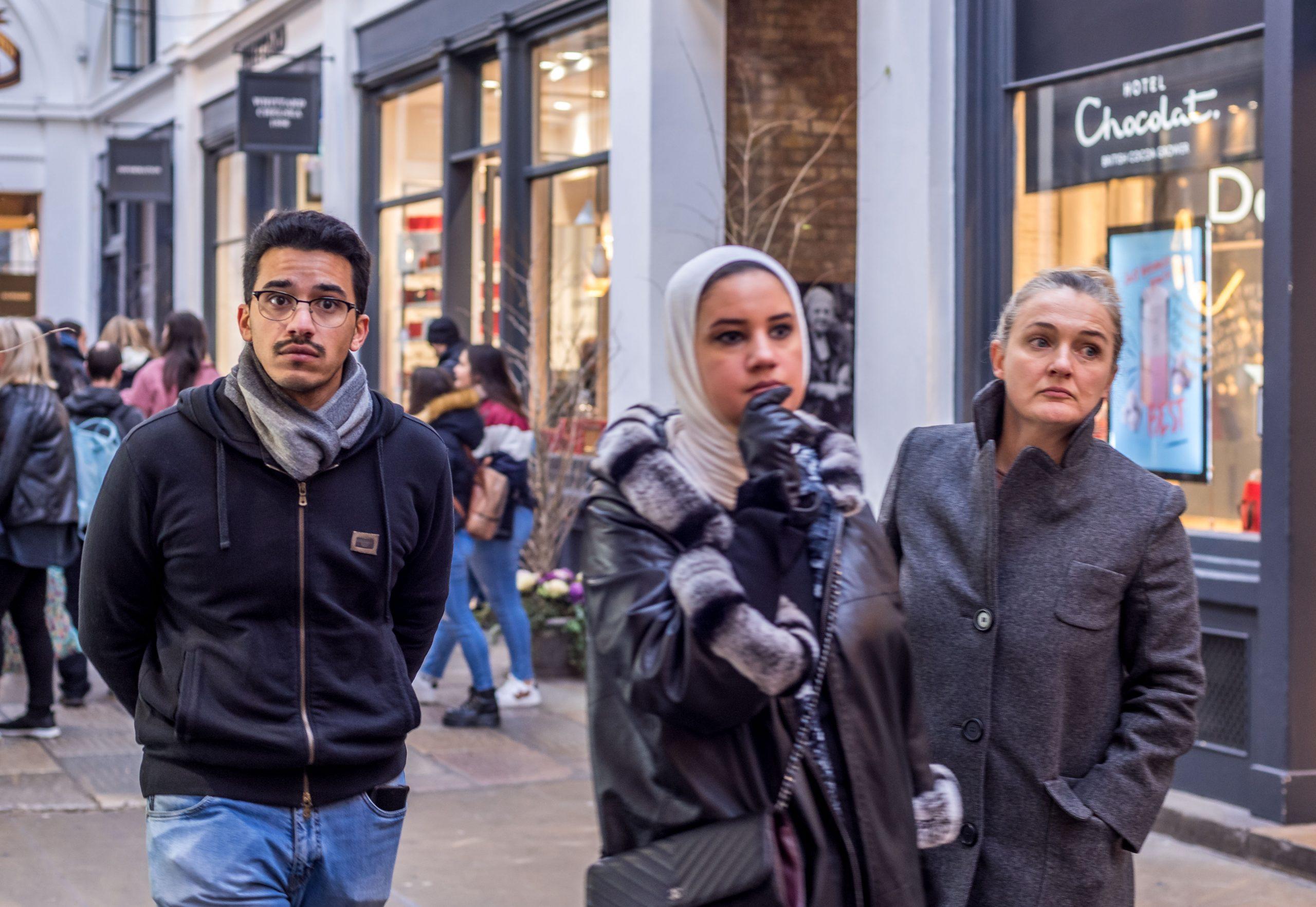 Street Photography Covent Garden